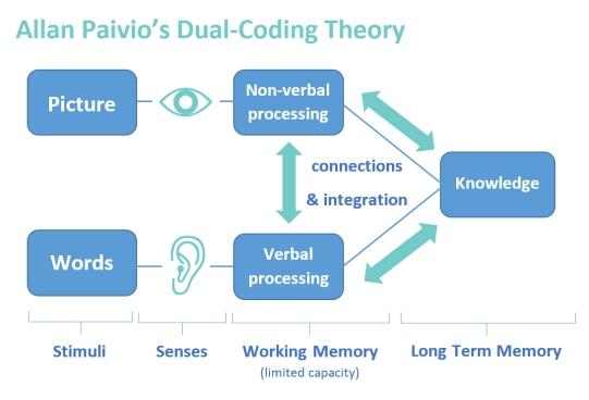 Paivio's Dual Coding Theory